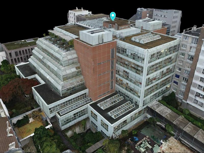 Cartographie et modélisation 3D